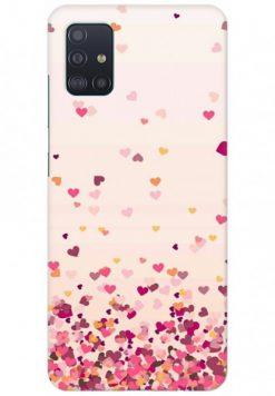 Heart Confetti Design